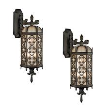 list deluxe 17 conventional wall fastened outside lights list deluxe