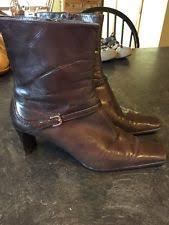 s boots size 9 1 2 nine s barkley r fashion ankle boots brown size 9 wide