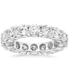 eternity rings diamonds images Diamond ring with diamonds all around wedding ring diamond jpg