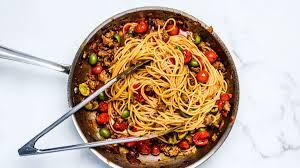 pantry pasta recipe bon appetit