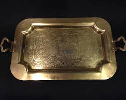 themed serving tray etched serving tray etsy