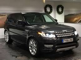 range rover sport 2016 land rover 0 percent finance 28 images used 2016 land rover