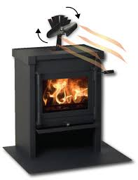 wood burning stove circulating fan wood burner heat powered stove fan