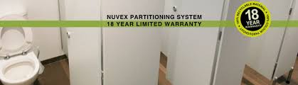 Toilet Partition Nuvex Cubicle Systems Bathroom Partitions Commercial Bathroom
