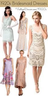 great gatsby bridesmaid dresses vintage style bridesmaid dress ideas