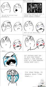 Derp Meme Comic - its okay derp it doesnt work like that by serkan meme center