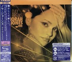 norah jones day breaks cd album at discogs