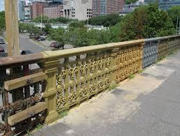 file railing paint color samples for longfellow bridge july 2016