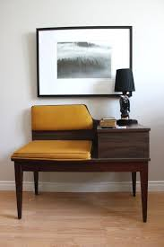 entryway table and bench 259 best vintage telephone tables images on pinterest gossip bench