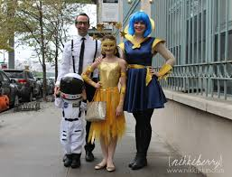 halloween costumes ideas for family of 3 our cosmic family halloween costumes
