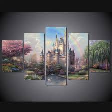 online get cheap thomas kinkade original paintings aliexpress com