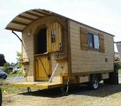 tiny cabin on wheels the little rustic cabin on wheels tiny house blog