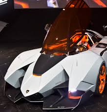 lamborghini egoista lamborghini crazy single seat concept super car named egoista