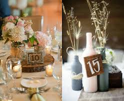 wedding table number ideas rustic wedding table number creative ideas weddceremony