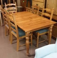 bassett dining room set