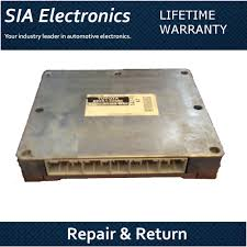 lexus warranty work at toyota dealer lexus ecm repair with lifetime warranty sia electronics