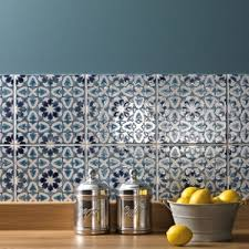 credence cuisine imitation carrelage crédence cuisine kitchens interiors and teal kitchen