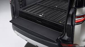 2018 land rover discovery trunk hd wallpaper 29