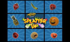 annoying orange splatter free android apps on google play