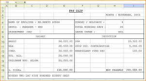 salary receipt template 10 salary payment slip employees salary paper format