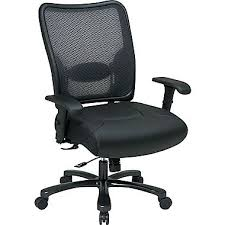 office star space big and tall air grid mesh back task chairs