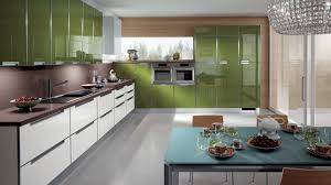 green glossy kitchen cabinets available in many colors kitchen