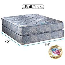 Full Size Bed And Mattress Set Amazon Com Legacy Medium Firm Full Size 54