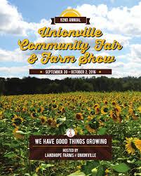 lexus of stevens creek volunteer fair unionville community fair u0026 farm show 2016 edition by ad pro inc