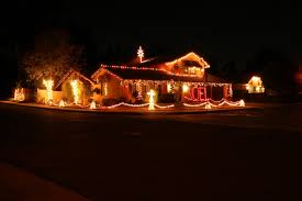 Outdoor Lighted Garland Outside Decorations For Christmas Formal Outdoor Lights Decor