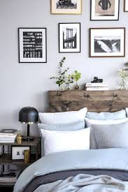Headboards And Beds Best 25 Wood Headboard Ideas On Pinterest Reclaimed Wood