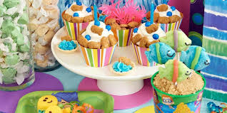 Bubble Guppies Bedroom Decor Bubble Guppies Theme Party For Big Family Bubble Guppies Party