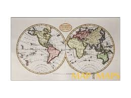 antique map world antique map world map mappe monde hemisphere barbiellini