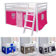 girls bunk beds ebay