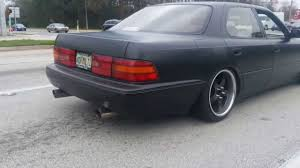 lexus ls400 wheels for sale dirty mike u0027s ls400 custom headers and exhaust youtube