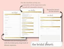 bridal shower planner of honor planner bridesmaid wedding planner wedding