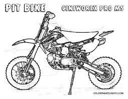 hard rider dirtbike print outs pocket bikes free pit bike