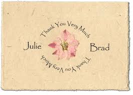 thank you cards bulk lotka cards with pressed flower