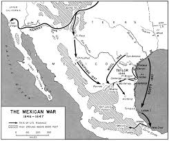 mexico map 1800 historical map web perry castañeda map collection ut
