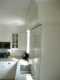 how to trim out cabinets ikea akurum ramsjo cabinets kitchen soffit ikea kitchen