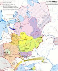 Geography Of Russia by Kievan Rus U0027 Wikipedia