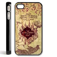 Harry Potter Marauders Map Harry Potter Marauder U0027s Map Special Design Iphone Case 4 4s 5