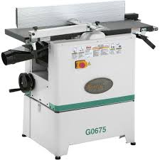 best home planer grizzly g0675 jointer planer combo 10 inch power planers