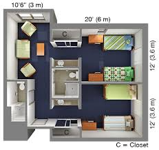 csu building floor plans rates hall information housing dining services