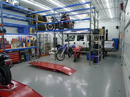 Loft In Garage Metal Building Loft Design Ideas 16 U0027 Eve U0027s The Garage Journal
