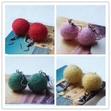 felt earrings buy felt earrings and get free shipping on aliexpress