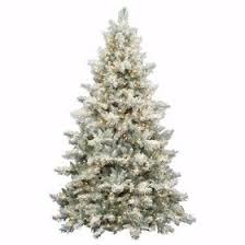 flocked christmas tree buy flocked artificial christmas trees