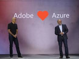 microsoft announces expanded strategic partnership with adobe