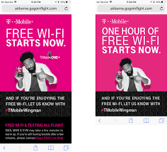 t mobile free inflight wifi t mobile s one plan now includes unlimited gogo in flight wifi