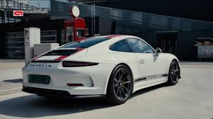 porsche r porsche 911 r review 2016 youtube