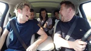17 photos of one direction a blast with corden the